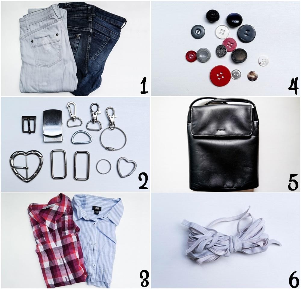 10 Dinge, Nähen, zum Nähen braucht man, ausrangierte Dinge, Nützliches zum Nähen, Nähutensilien, Vara-Kreativa