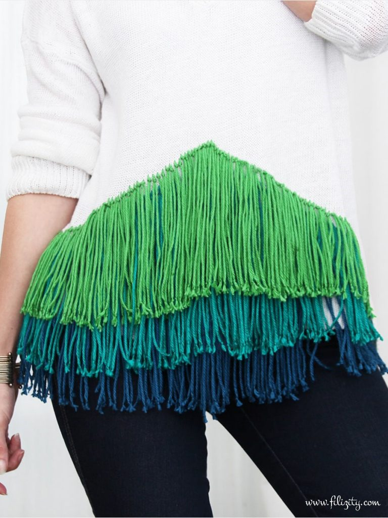 Upcycling Ideen, DIY Herbst, DIY Kleidung, DIY Kleidung pimpen, DIY Geschenke, Vara-Kreativa