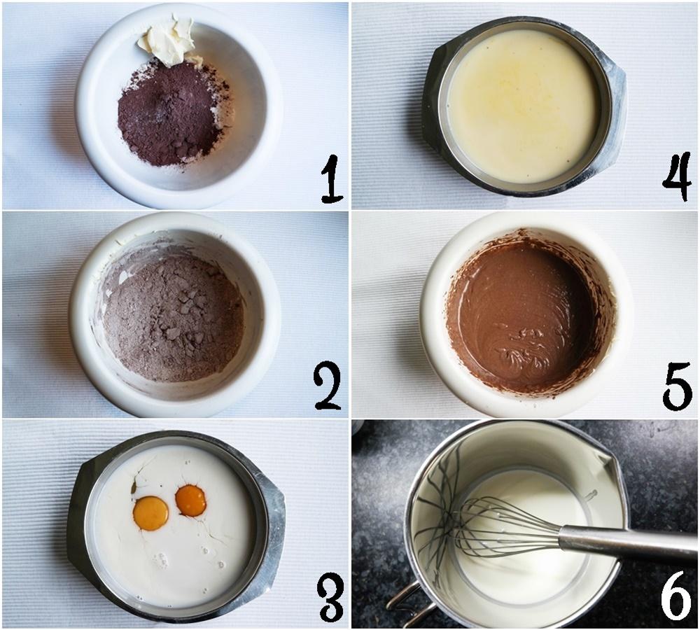 Schokoladen Cupcakes, Schokoladen Muffins, Schokomuffins, backen, Rezept, Schoko, Vara-Kreativa